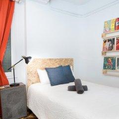Отель Off Beat Guesthouse 2* Стандартный номер с двуспальной кроватью (общая ванная комната) фото 12