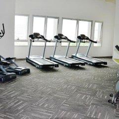 Отель Taragon Residences фитнесс-зал