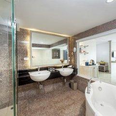 Отель Novotel Phuket Resort 4* Стандартный семейный номер с двуспальной кроватью фото 8