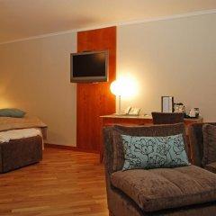 Clarion Hotel & Congress Oslo Airport 4* Стандартный семейный номер с различными типами кроватей фото 4