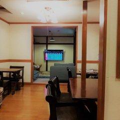 Отель Resort Inn White Silver Хакуба развлечения