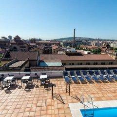 Отель Sunotel Aston Испания, Барселона - 5 отзывов об отеле, цены и фото номеров - забронировать отель Sunotel Aston онлайн балкон