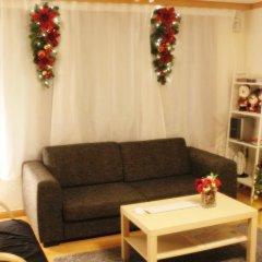The City Hostel Hongdae комната для гостей фото 3