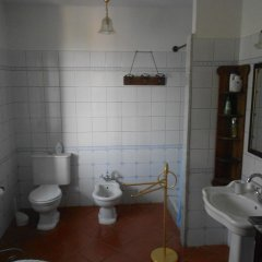 Отель B&B Il Chioso Аулла ванная