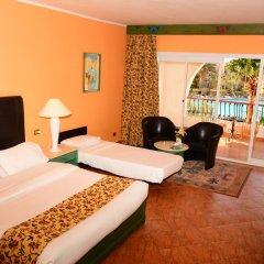 Отель Arabia Azur Resort 4* Стандартный номер с различными типами кроватей фото 16