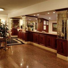 Alga Hotel интерьер отеля