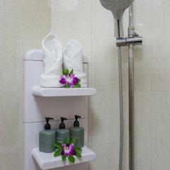 Отель Tropica Bungalow Resort 3* Семейный номер Делюкс с двуспальной кроватью фото 22