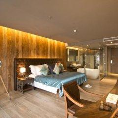 Отель Le Coral Hideaway Beyond Phuket 5* Стандартный номер разные типы кроватей фото 15