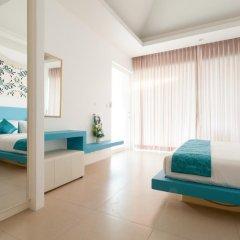 Отель Amala Grand Bleu Resort 3* Люкс разные типы кроватей фото 14