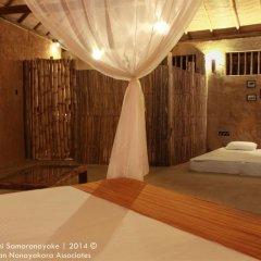 Отель Saraii Village 3* Улучшенное шале с различными типами кроватей фото 11