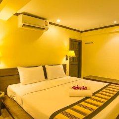 Krabi City Seaview Hotel 2* Улучшенный номер с различными типами кроватей фото 5