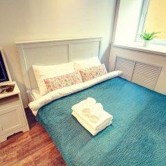 Гостиница Жилое помещение Влюбиться Стандартный номер с двуспальной кроватью (общая ванная комната) фото 6