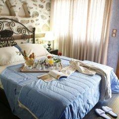 Отель Acrotel Athena Pallas Village 5* Стандартный номер разные типы кроватей фото 19