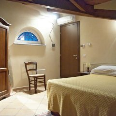 Hotel Ristorante La Torretta 2* Стандартный номер фото 9