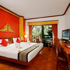 Отель Kata Palm Resort & Spa 4* Улучшенный номер с двуспальной кроватью фото 2