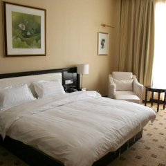Junyue Hotel 4* Номер Делюкс с различными типами кроватей фото 2