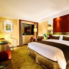 Jianguo Hotel Xi An 5* Улучшенный номер с различными типами кроватей фото 3