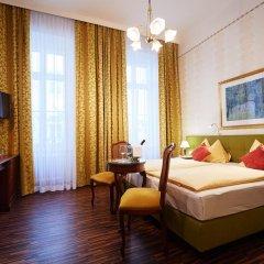 Hotel Austria - Wien 3* Номер Комфорт с различными типами кроватей фото 8