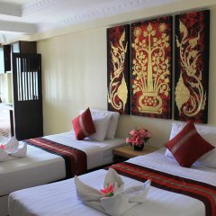 Отель Siwalai City Place Pattaya Стандартный номер фото 6