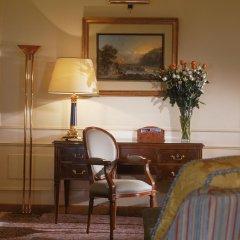 Отель Beau-Rivage Palace 5* Улучшенный номер с различными типами кроватей фото 6