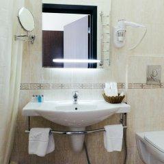 Апарт-отель Форвард 4* Стандартный номер с двуспальной кроватью фото 8