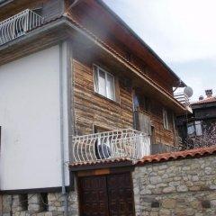 Отель Svetla Guest House Болгария, Несебр - отзывы, цены и фото номеров - забронировать отель Svetla Guest House онлайн балкон