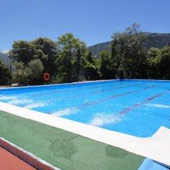 Отель Casa San Tomas Испания, Гуэхар-Сьерра - отзывы, цены и фото номеров - забронировать отель Casa San Tomas онлайн бассейн