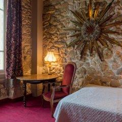Отель Hôtel Esmeralda Стандартный номер с двуспальной кроватью фото 5