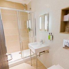 Отель TheWesley 4* Улучшенный номер с различными типами кроватей фото 9