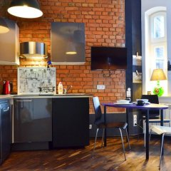 Отель Apartamenty City Rybaki Польша, Познань - отзывы, цены и фото номеров - забронировать отель Apartamenty City Rybaki онлайн гостиничный бар