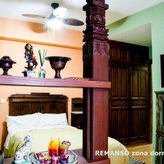 Отель Casa Gibranzos удобства в номере