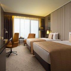 Гостиница Double Tree By Hilton Minsk 5* Стандартный номер с 2 отдельными кроватями фото 2