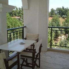 Отель Villa Askamnia Deluxe балкон