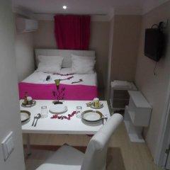 Отель Tuba Residence Апартаменты с различными типами кроватей фото 11