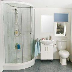 Отель Parque De Campismo Orbitur Sagres ванная