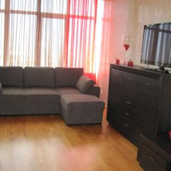 Апартаменты Arcadia City Apartments Одесса комната для гостей фото 4