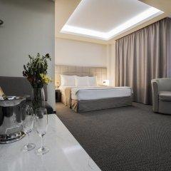 Отель Aviatrans 4* Номер Делюкс с двуспальной кроватью фото 6
