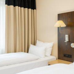 Hotel NH Düsseldorf City Nord 4* Стандартный номер разные типы кроватей фото 23