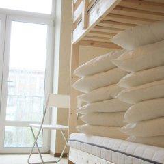 Гостиница Localhostel Кровать в общем номере с двухъярусной кроватью фото 8