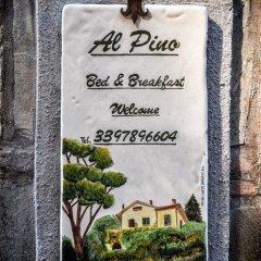Отель Al Pino B&B Италия, Гроттаферрата - отзывы, цены и фото номеров - забронировать отель Al Pino B&B онлайн интерьер отеля фото 2