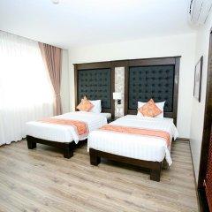 Ha Long Park Hotel 2* Люкс с различными типами кроватей фото 4