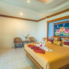 Отель Lanta Nice Beach Resort 3* Номер Делюкс фото 12