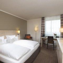 Mercure Hotel Dusseldorf Sud 4* Стандартный номер с различными типами кроватей фото 2