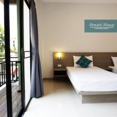 Отель Pensiri House 3* Улучшенный номер с 2 отдельными кроватями фото 2