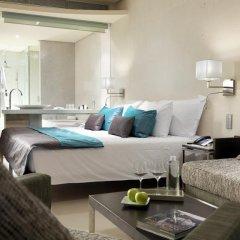 Aguas de Ibiza Grand Luxe Hotel 5* Полулюкс с различными типами кроватей фото 5
