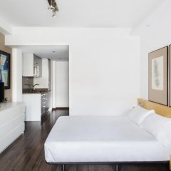 Апартаменты Aramunt Apartments Улучшенная студия с различными типами кроватей
