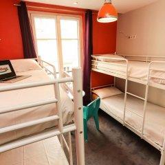 Отель Vintage Paris Gare du Nord by Hiphophostels Стандартный номер с двуспальной кроватью фото 3