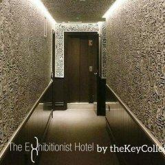 The Exhibitionist Hotel сауна