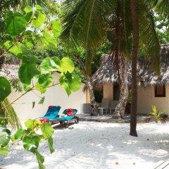 Отель Kuredu Island Resort 4* Бунгало с различными типами кроватей фото 2