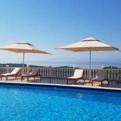Hotel Relax Dhermi бассейн фото 3